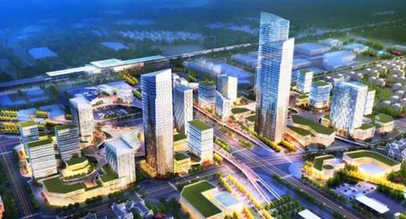 株洲武廣地標項目防水工程位于株洲市天元區炎帝大道